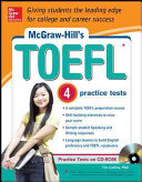 McGraw-Hill Education TOEFL IBT With 3 Practice Tests And DVD-ROM : mcgraw-hill's toefl will help you...