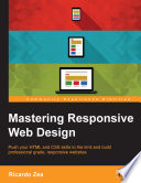 Mastering Responsive Web Design