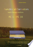 Functional Correctors n  Sergej Koltsov