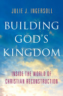 Building God's Kingdom Book