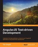 download ebook angularjs test-driven development pdf epub