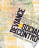 Deviance and Social Control  A Sociological Perspective
