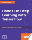 Hands On Deep Learning with TensorFlow