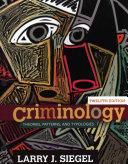 Criminology   Mindtap Criminal Justice  1 term Access