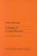 Critique of Cynical Reason