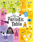 Lift The Flap Periodic Table : tricky subject, this book is perfect...