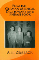 English German Medical Dictionary And Phrasebook