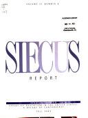 SIECUS Report