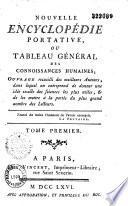 Nouvelle encyclopédie portative, par Augustin Roux