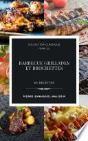 illustration Barbecue Grillades et Brochettes 60 recettes