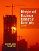 Principles and Practices of Commercial Construction