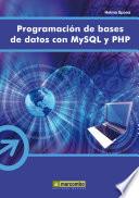 Programaci N De Bases De Datos Con Mysql Y Php