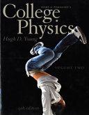 College Physics Volume 2  Chs  17 30
