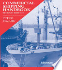 Commercial Shipping Handbook  Second Edition