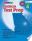 Georgia Test Prep  Grade 4
