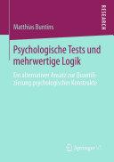 Psychologische Tests und mehrwertige Logik