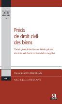 Pr Cis De Droit Civil Des Biens