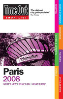 Time Out Shortlist Paris 2008