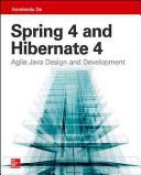 Spring 4 And Hibernate 4 Agile Java Design And Development