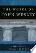 The Works of John Wesley  Volume 2