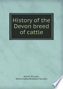 History of the Devon breed of cattle