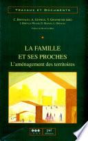 illustration du livre La famille et ses proches