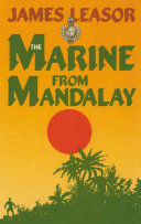 Book The Marine from Mandalay