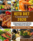 Keto Diet Cookbook 2020