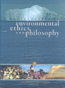 Encyclopedia of Environmental Ethics and Philosophy  Abbey to Israel