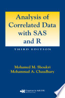 Ebook Analysis of Correlated Data with SAS and R, Third Edition Epub Mohamed M. Shoukri,Mohammad A. Chaudhary Apps Read Mobile