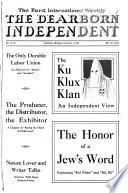 Dearborn Independent