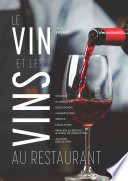 illustration du livre Le vin et les vins au restaurant