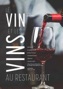 download ebook le vin et les vins au restaurant pdf epub