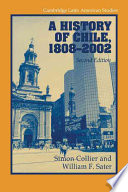 A History of Chile  1808 2002