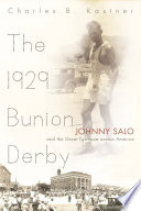 The 1929 Bunion Derby