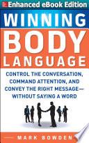 Winning Body Language   ENHANCED EBOOK
