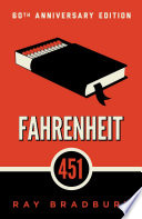 Fahrenheit 451 Destroyed But One Of The Book Burners Guy