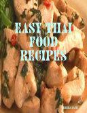 Easy Thai Food Recipes