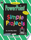 Microsoft PowerPoint R  Simple Projects