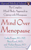 Mind Over Menopause book