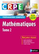 Mathématiques – Tome 2