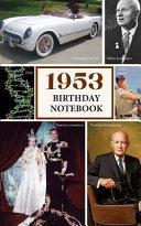 1953 Birthday Notebook