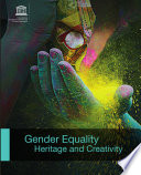 Gender equality  heritage and creativity