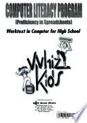 Whizkids Spreadsheets Ii' 2002 Millennium Ed.