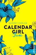 Calendar Girl Juni