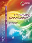 Deploying Renewables 2011