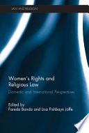 Women S Rights And Religious Law