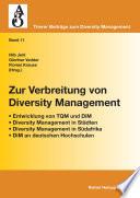 Zur Verbreitung von Diversity Management