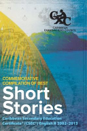 Caribbean Examinations Council  Cxc r   Commemorative Compilation of Best Short Stories