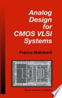 Analog Design For Cmos Vlsi Systems book